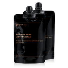 Retinol Anti-Aging Serum with Hyaluronic Acid | 2x 30ml | Free AU Shipping