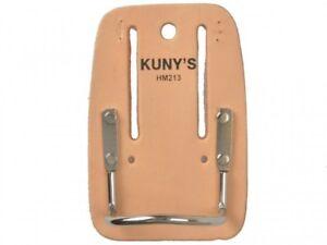 Kunys HM213 Leather Heavy-Duty Hammer Holder