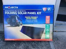 Projecta SPM80K ULTRA Portable folding solar panel 80watt 12v
