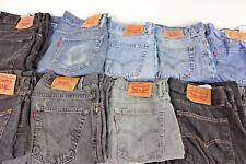 Levi's Jeans Wholesale Joblot of 10 Vintage Branded Denim Grade A & B JL324