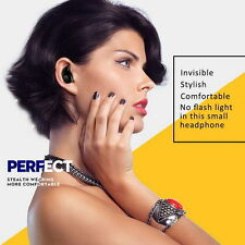 Mini Ultra-small S530 4.0 Stereo Bluetooth Headset Earphone Earbud  (Black)