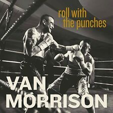 VAN MORRISON ROLL WITH THE PUNCHES CD (Released 22/09/2017)