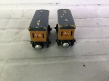 Thomas the Train & Friends Wooden Railway Engines Annie and Clarabel 2 Piece