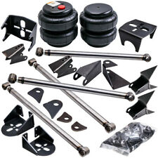 Rear Triangulated 4 Link Kit Brackets 2500 Bags Air Ride Suspension 2.75'' axle