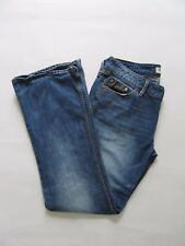 BOOTHEEL Trading Co.Missouri Women's Blue Boot Cut Mid-Rise Jeans Sz 31/32