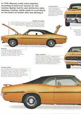 1970 Mercury Cyclone Spoiler 429 Article - Must See !!