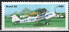 Brazil Aviation Aircraft stamp 1985 MNH