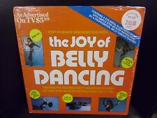 The Joy of Belly Dancing LP TVP Records SEALED exercise