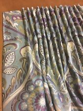 iliv Hidcote (William Morris Style) Hand Sewn Curtains Made To Measure 5 Cols