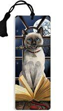 Brand New Lisa Parker 3D Hocus Pocus Cat Bookmark