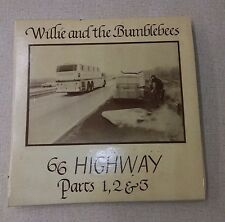 """Willie And The Bumblebees 66 Highway Ultra Rare Minneapolis Funk Soul 7"""" Vinyl"""