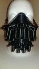 Bane Negro 3 dprint Face Mask Made & barcos EE. UU. tamaño regular