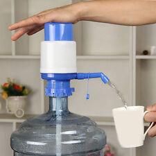 5 Gallon Bottled Drinking Water Hand Press Manual Pump Dispenser New Reuseable