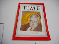 JAN 13 1941 TIME vintage magazine MR SECRETARY JONES