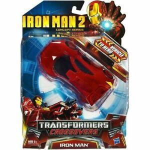 Iron Man 2 TRANSFORMERS CROSSOVERS IRON MAN (CAR)