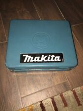 Makita Metal 9.6V Cordless Drill Carrying Case Only Fits 6012HD & Others
