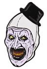 Trick or Treat Terrifier Art the Clown Halloween Horror Punk Enamel Pin SFDA100