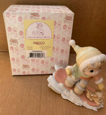 Precious Moments Christmas Figurine There's Sno-Boredom With You 730122