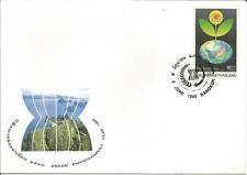 Thailand           Asean Environment Year 1995           Bangkok           Cover