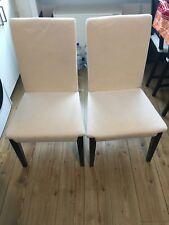 IKEA HENRIKSDAL 2 Stühle ohne Dansbo Bezüge