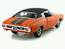 GMP ACME 1:18 1970 CHEVELLE SS454 MONACO ORANGE VYNIL TOP A1805503 ONLY 454 MADE