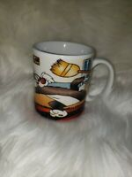 Looney Tunes Sun Signs Sylvester the Cat Mug Vintage 1994