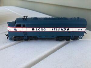 HO Long Island 608 Diesel Locomotive Engine Tested