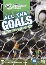 All The Goals Of World Cup 2006 (DVD, 2006)(D98)