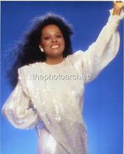 Superb High Resolution DIANA ROSS Embossed Photo By Langdon HL1731