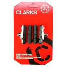 Clarks Road Bike Brake Blocks Pads +Inserts Fits Shimano And Most Others   CP240