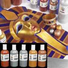 150ml Oro Metálico Alto Pigmento vitrocerámica Craft Scolamelt pintura de artista