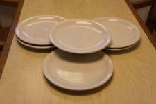 """Lot of 626 9"""" White Porcelain Dinner Plate"""