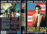 (VHS) Chains of Gold - Ketten aus Gold - John Travolta, Marilu Henner (1989)