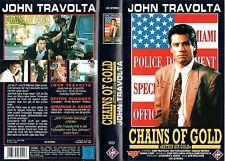 (VHS) Chains of Gold - Ketten aus Gold - John Travolta, Marilu Henner (1989)
