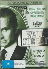 D.V.D MOVIE  DB771   WALL STREET   MICHAEL DOUGLAS  CHARLIE SHEEN   DVD