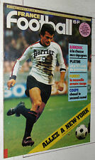 FRANCE FOOTBALL 1718 13/03 1979 PLATINI COUPE BUSCHER STOPYRA H. REVELLI EUROPE