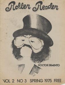 Roller Reader volume 2 issue 3 - 1975 [USA] - Magazine