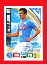 CALCIATORI 2016-2017 - Adrenalyn Panini Card n. 219 - ALBIOL - NAPOLI