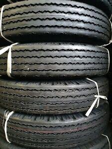 NEU 7.50-16 Reifen mit Schlauch und Wulstband Shikari ST701 14PR oder 7.50R16