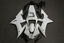 Unpainted ABS Injection Plastic Bodywork Fairing Kit for Yamaha YZF R1 2002 2003
