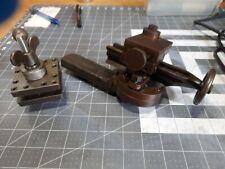 Vintage Lathe Parts, Tool Holders, Adjustable