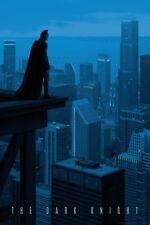 MONDO The Dark Knight by Rory Kurtz Batman SDCC 2017 Poster Print