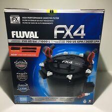 Ultimo modello-FLUVAL FX4-Filtro Esterno Acquario Filtro-ACQUA DOLCE MARINO