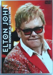 Elton John Quadruple DVD The Collection