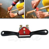 "9"" Holzhobel Handhobel Metallhobel Holzbearbeit Schweifhobel Flexible DIY Tools"