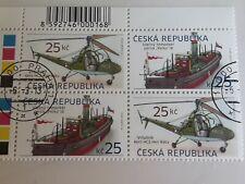 Stamps Czech Republic 2013, Used