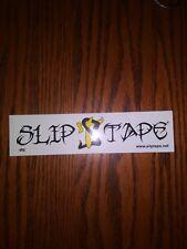 SLIP TAPE SKATEBOARDING OG ICONIC THE COMPANY LOGO STRIP SKATEBOARD STICKER