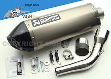 Akrapovic Sportauspuff Auspuff silencer Vespa GTS 125 250 300 GTV M45 05-16 NEW