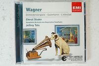 Richard Wagner Ouvertüren Vorspiele Liebestod Cheryl Studer Jeffrey Tate (Box16)