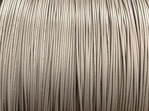 GRAY 24 AWG Gauge Stranded Hook Up Wire Kit 500 FT REEL UL1007 300 Volt